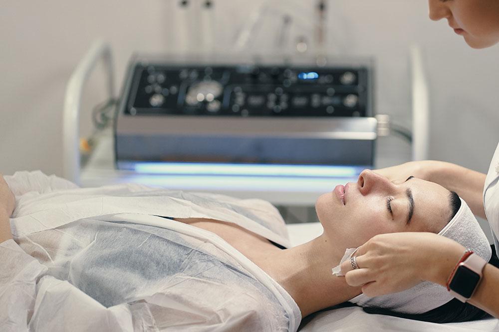 Skin Tightening Advanced Skincare